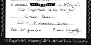 Nans certificate